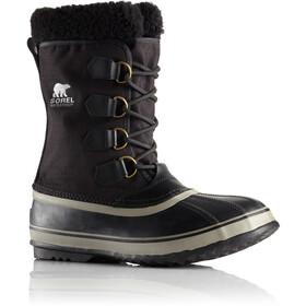 Sorel M's 1964 Pac Nylon Boots Black, Tusk